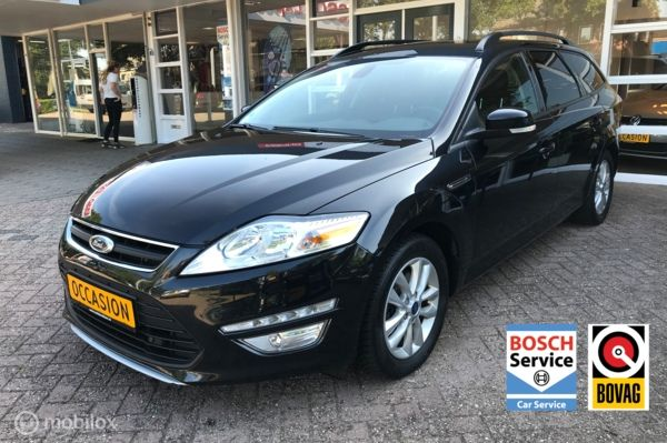 Ford Mondeo Wagon 1.6 EcoBoost Titanium, Navi, Leer, Lm..