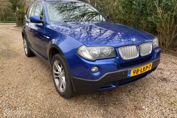 BMW X3 3.0sd Executive