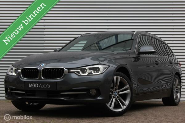 BMW 3-serie Touring 330i xDrive M-Sport High Executive /LED/HUD/ACC/PANODAK/CAMERA/ELEK. KLEP/APPS/KEYLESS!
