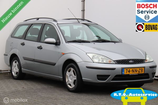 Ford Focus Wagon 1.6-16V Collection APK NIEUW INRUIL KOOPJE!
