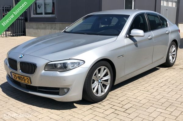 BMW 520d Executive AUT adaptive cruise + heated seats EX BPM