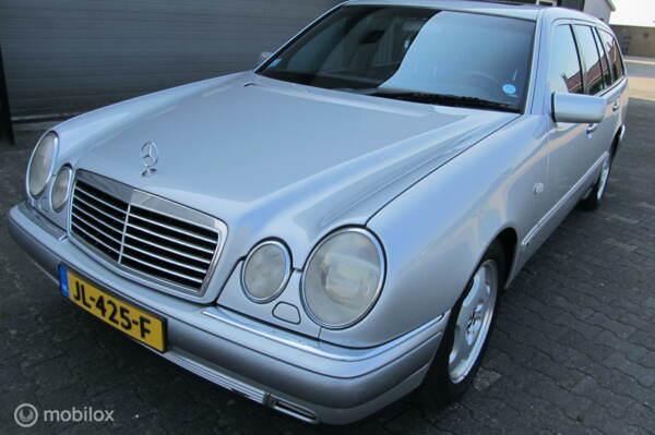 Mercedes E-klasse Combi 320 sport edition, 7 zitter,172277km