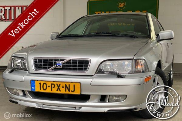 Volvo S40 1.8 Europa Prestige | Apk 2-2022 | Garantie |