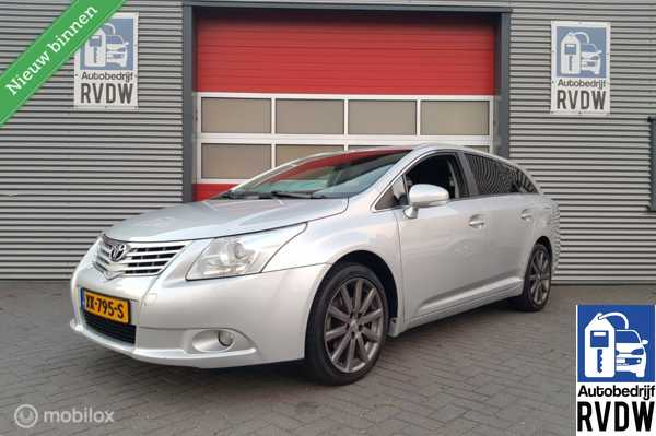 Toyota Avensis Wagon 2.0 D-4D Business LAGE KM STAND
