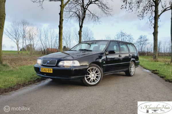 Volvo V70 2.5 Exclusive-Line aut