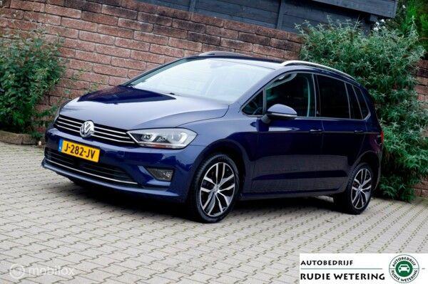 Volkswagen Golf Sportsvan 1.4 125PK Automaat Xenon/nav/tel/ecc/pdc/lmv17