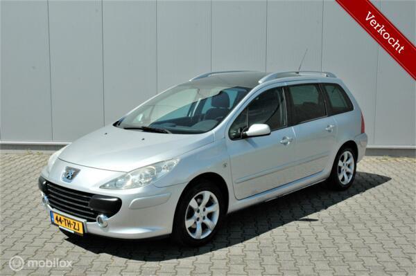 Peugeot 307 SW 7 persoons 1.6-16V