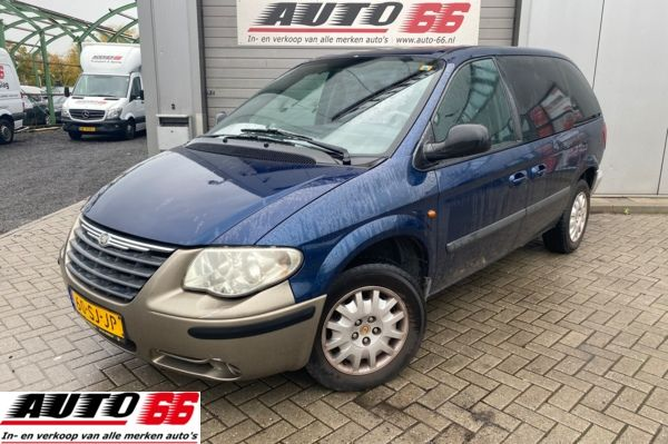 Chrysler Voyager 2.8 CRD SE Luxe