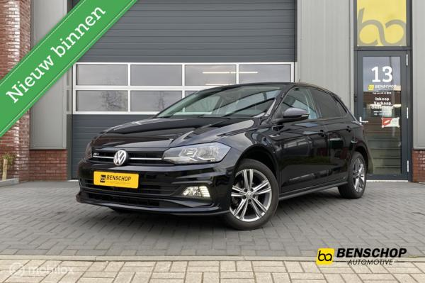 Volkswagen Polo 1.0 TSI R-Line ACC Carplay Climate LM PDC