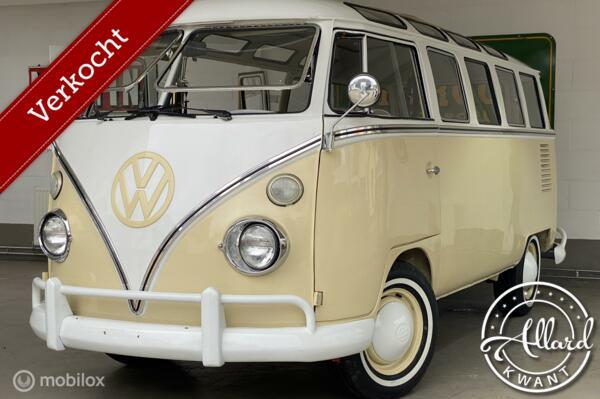 Volkswagen T1 Samba | 1974 |