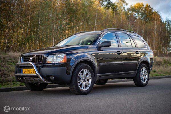 Volvo XC90 2.4 D5 Exclusive
