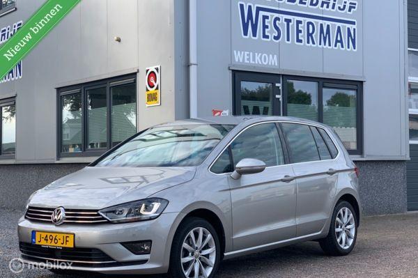 Volkswagen Golf Sportsvan 1.4 TSI 150PK DSG Highline !! Vol Opties !! Trekhaak etc.