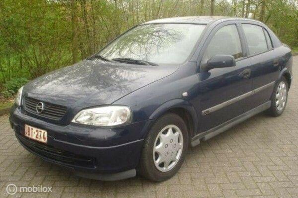 Opel Astra - 1.7 TD GL