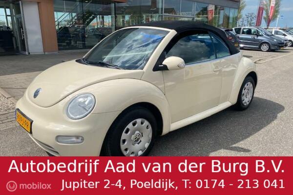 Volkswagen New Beetle Cabriolet 1.4