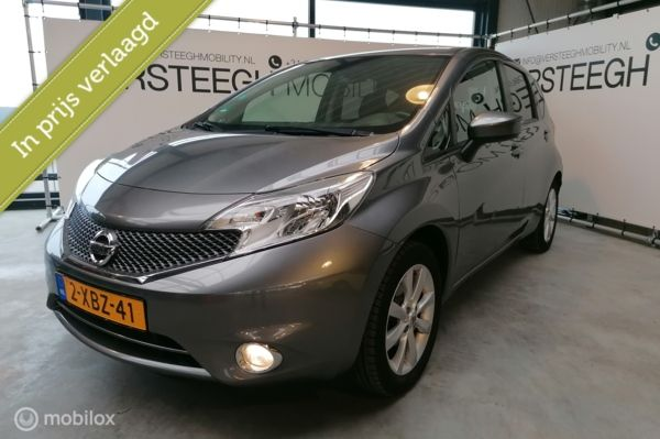 Nissan Note 1.2 DIG-S Connect Edition, Navi, Clima, Cruise