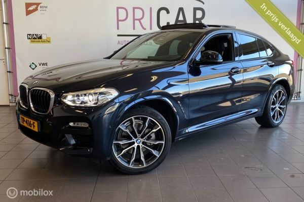 BMW X4 xDrive20i High Executive M-Sport PANODAK Karman-Kardon