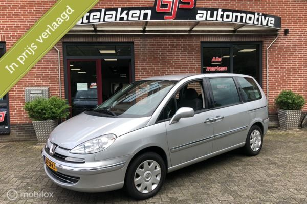 Peugeot 807 2.0 HDiF SV 7 persoons