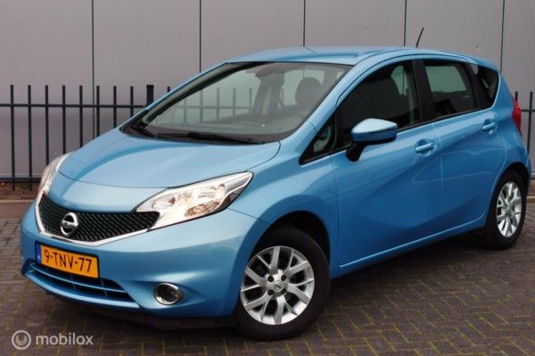 Nissan Note 1.2 Connect Edition Navigatie, Cruise control...