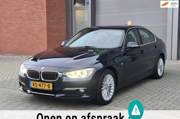 BMW 3-serie 318d M Sport Edition High Executive