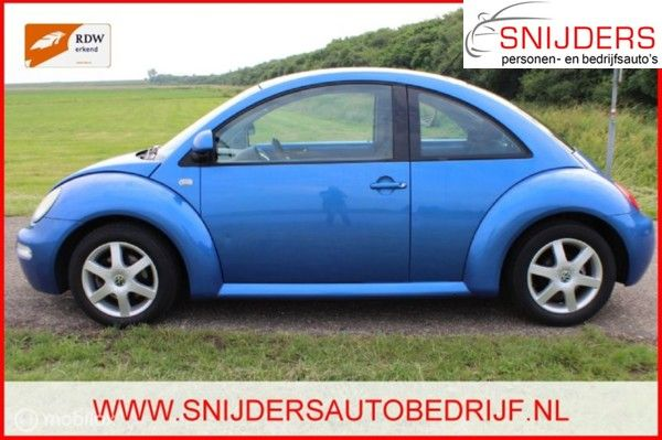 Volkswagen New Beetle - 2.0 HIGHLINE | ONDHIST | AIRCO | 106DKM | NETTE AUTO |