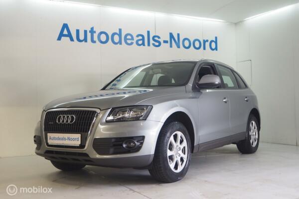 Audi Q5 2.0 TFSI quattro Dealer onderhouden!!!