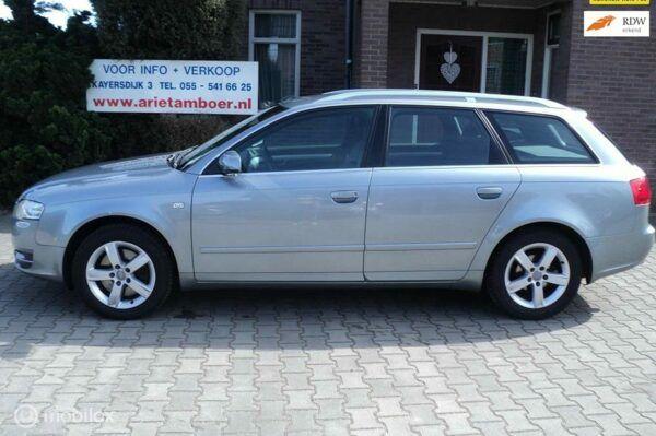 Audi A4 Avant - 2.0 TFSIe Advance LEER, AIRCO, CRUISE CONTROL, NAVIGATIE