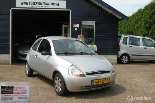Ford Ka 1.3 Couture II Airco 136000 Km Alle inruil mogelijk