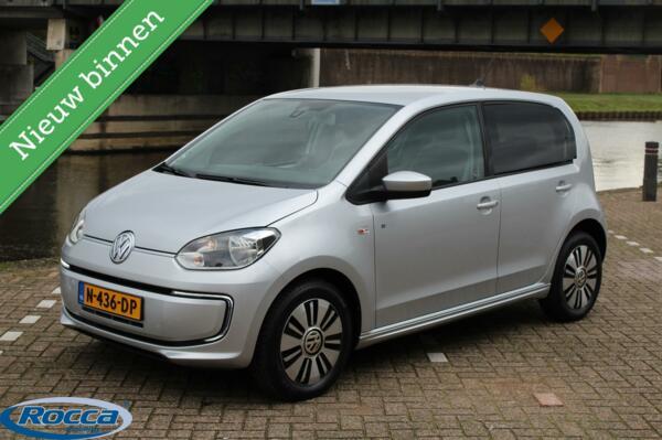 Volkswagen e-Up! Luxe uitvoering, Marge prijs, veel opties