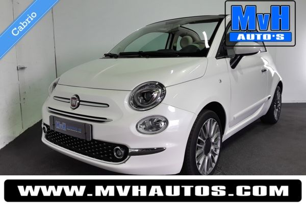 Fiat 500 C 0.9 TwinAir Turbo Lounge