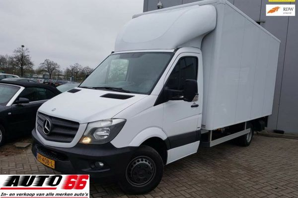 Mercedes-Benz Sprinter - 416 2.2 BlueTEC 432 HD Apk tot 09-2019