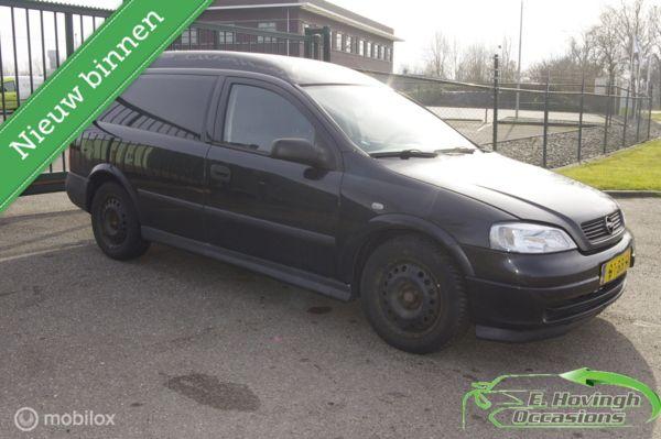Opel Astra 2.0-16V DTi