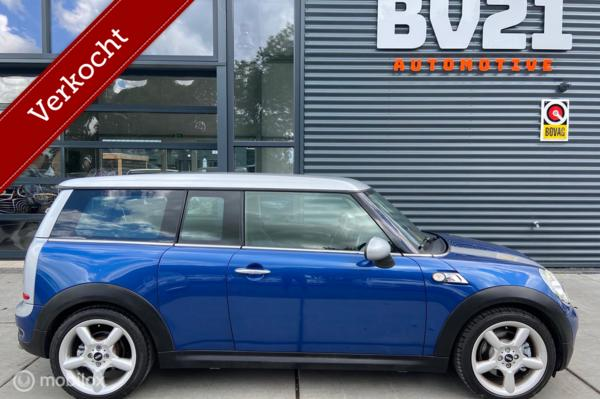 Mini Clubman 1.6 175pk Cooper S Chili