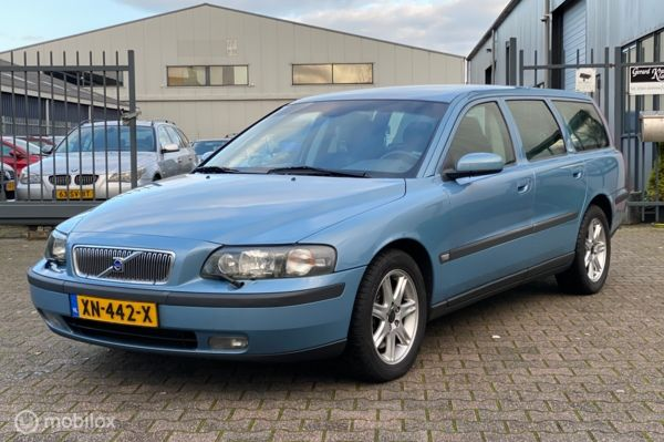 Volvo V70 2.5 T Geartronic Topstaat Youngtimer