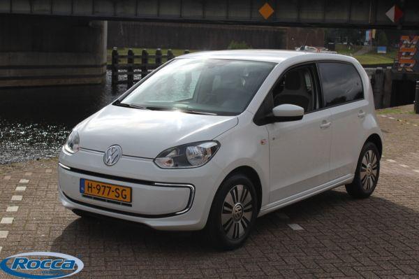 Volkswagen E-Up! Dealer onderhouden-1e eigenaar-Winterbanden-prijs EXCL BTW