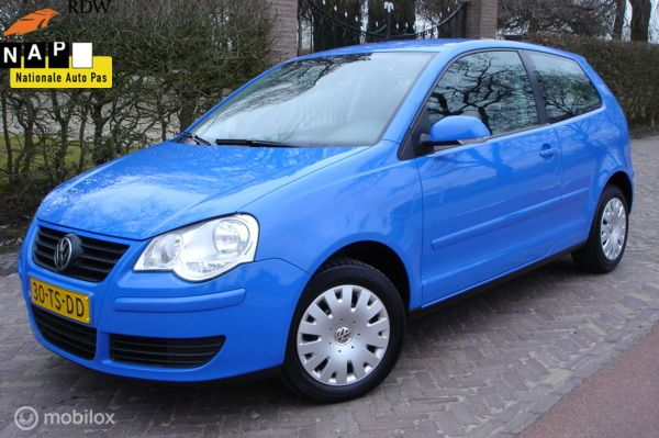 Volkswagen Polo 1.2 Optive (Bj 2007) Airco / Electr. Pakket