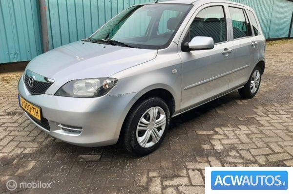 Mazda 2 1.4 Exclusive airco