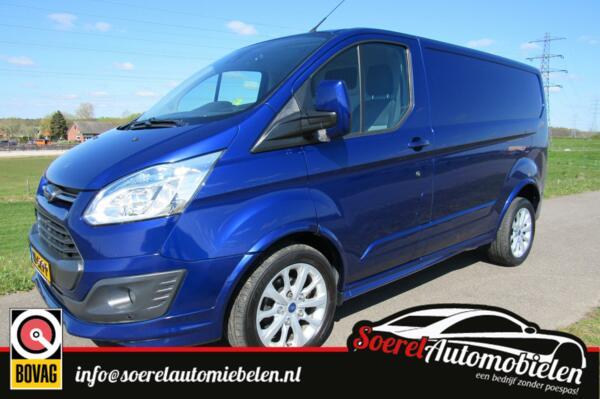 Ford Transit Custom 290 2.2 TDCI L1H1 Sport, 155 PK, full options