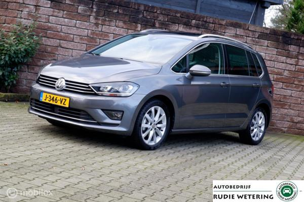Volkswagen Golf Sportsvan 1.4 TSI Automaat Highline panorama/xenon/cam/nav/tel/lmv17