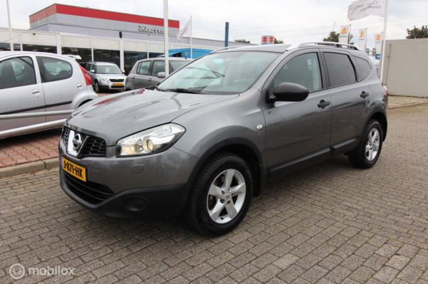 Nissan Qashqai +2 1.6 Connect Edition