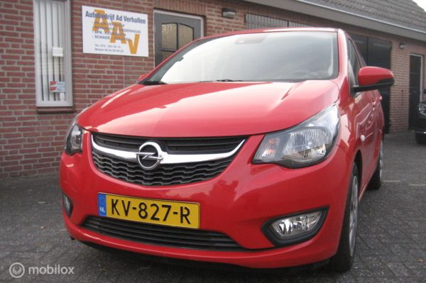 Opel KARL 1.0 ecoFLEX Innovation( VERKOCHT)