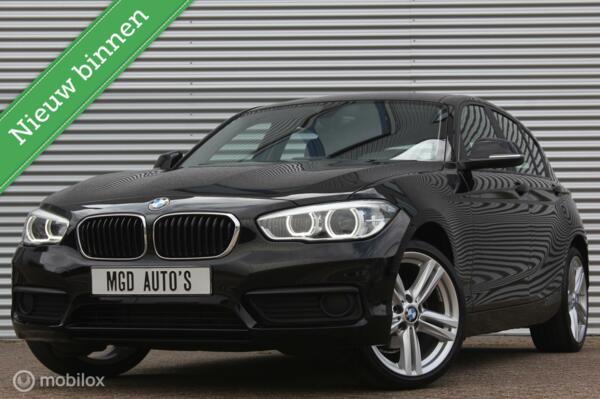 BMW 1-serie 116i M-Sport /XENON/LED/18'' VELGEN/BLUETOOTH/NIEUWSTAAT!
