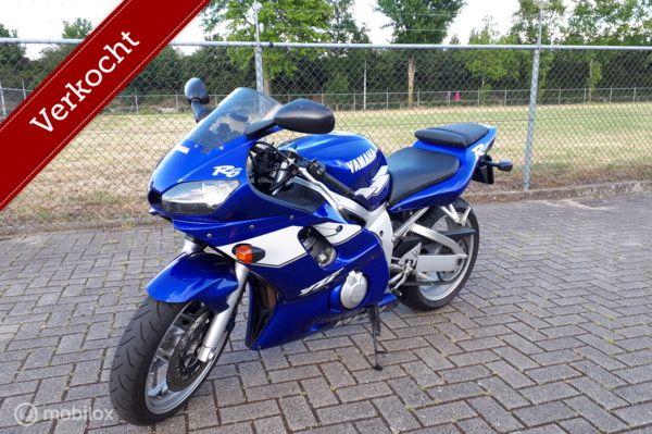 Yamaha Sport YZF-R6 bj1999 54dkm