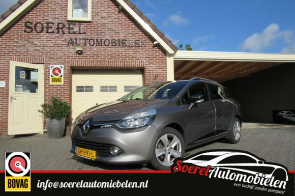 Renault Clio Estate 1.5 dCi ECO Expression, cruise ,74849 km