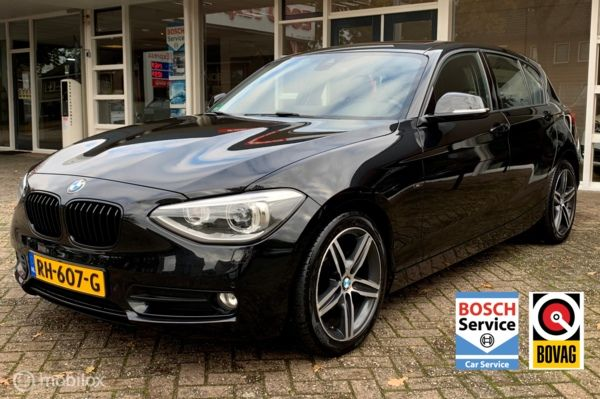 BMW 1-serie 118d High Executive