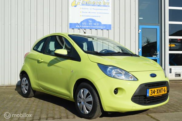 Ford Ka 1.2 luxery- start/stop-airco