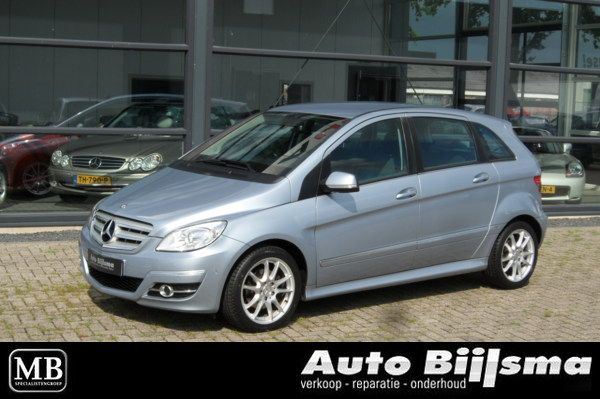 Mercedes B-klasse 200 automaat, sports tourer, cruise