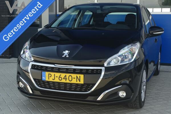 Peugeot 208 1.6 BlueHDi Blue Lease, NL, CarPlay, cruise, nav.