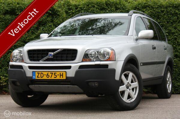 YOUNGTIMER Volvo XC90 2.5T Elite AUT 7-zit/pdc/trekhaak