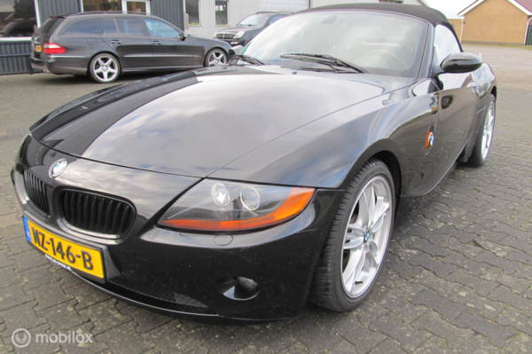 BMW Z4 cabrio 2.5i YOUNGTIMER 173139 km, absolute top auto !!