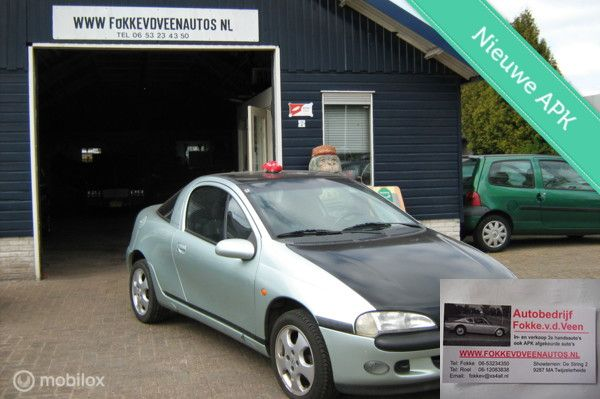 Opel Tigra 1.4i-16V Garantie, alle inruil mogelijk